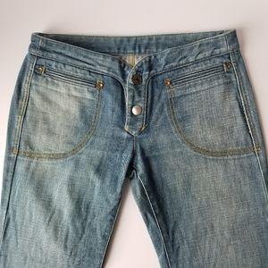 Diesel | Vintage Sleevy Flare Jeans